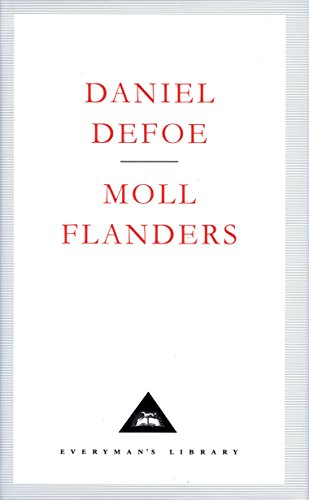 9781857150322: Moll Flanders (Everyman's Library Classics)