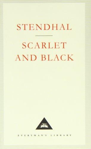 Scarlet And Black: Stendhal, ; Keates, Jonathan & C.K. Scott Moncrieff