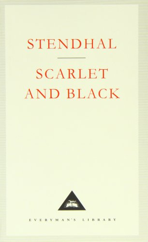 9781857150384: Scarlet and Black (Everyman's Library classics, #38)