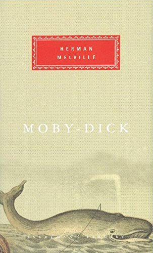 9781857150407: Moby-Dick, or, The white whale (Everyman's Library)