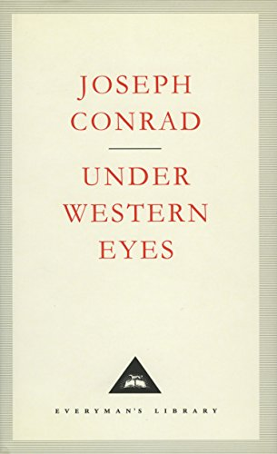 9781857150438: Under western eyes (Everyman's Library)