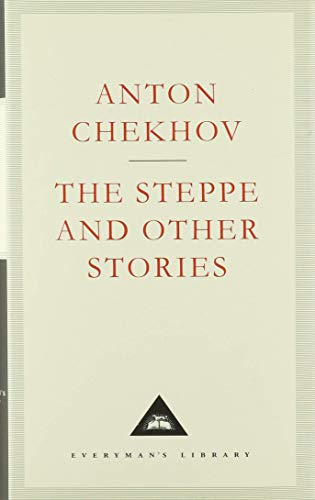 9781857150452: The Steppe and Other Stories (Everyman Classics)