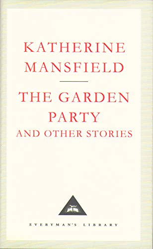 9781857150483: The Garden Party and Other Stories (Everyman's Library classics)