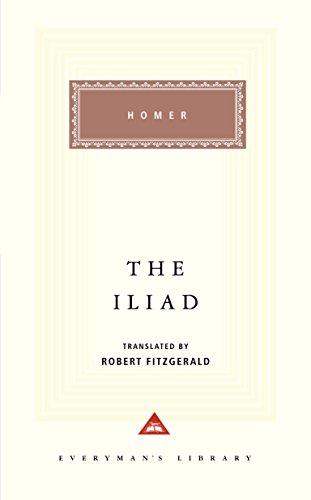9781857150605: The Iliad (Everyman's Library Classics)