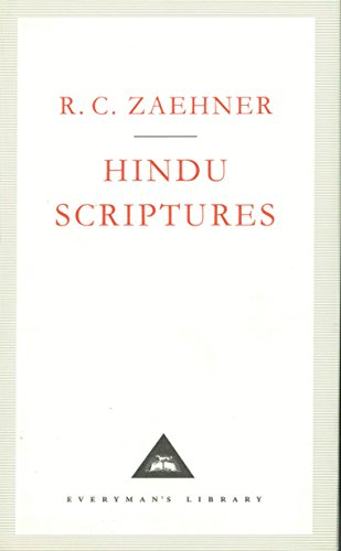 Hindu Scriptures: Zaehner, R C