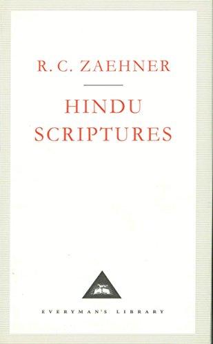 9781857150643: Hindu Scriptures (Everyman's Library Classics)