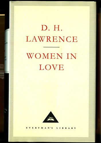 9781857150773: Women In Love (Everyman's Library Classics)