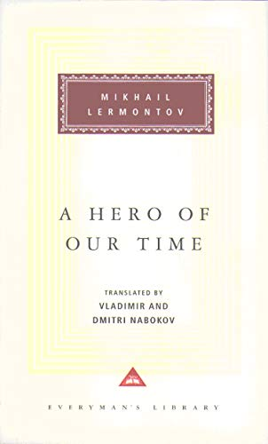 9781857150780: A Hero of Our Time (Everyman's Library)