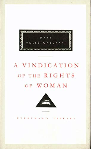 9781857150865: A Vindication of the Rights of Woman