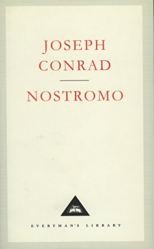 9781857150889: Nostromo: A Tale of the Seaboard (Everyman's Library Classics)