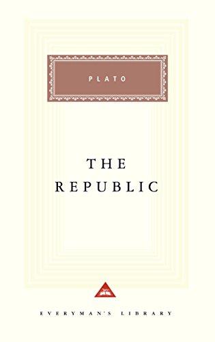 The Republic (Everyman's Library Classics): Plato