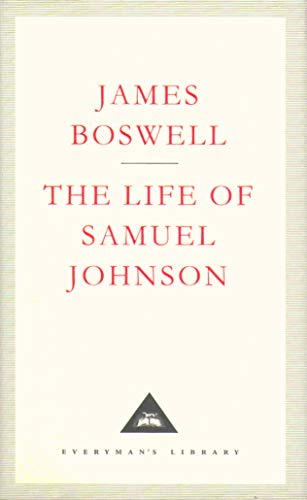 9781857151015: The Life Of Samuel Johnson (Everyman's Library Classics)