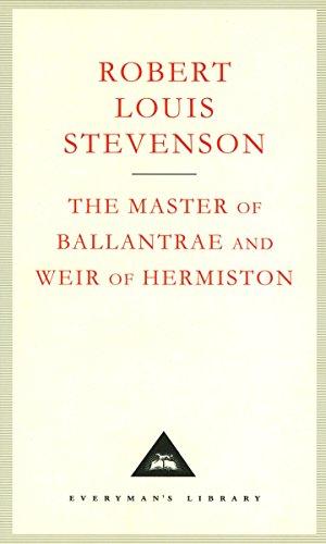 9781857151060: Master of Ballantrae and Weir of Hermiston