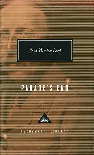 9781857151145: Parade's End (Everyman's Library Classics)