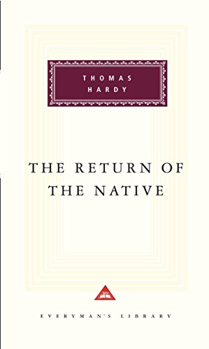 The Return Of The Native: Thomas Hardy