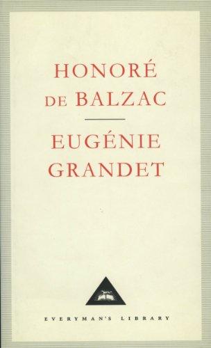 9781857151190: Eugenie Grandet (Everyman's Library Classics)