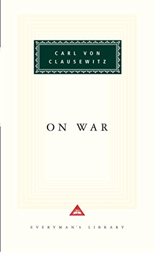9781857151213: On War (Everyman's Library Classics)