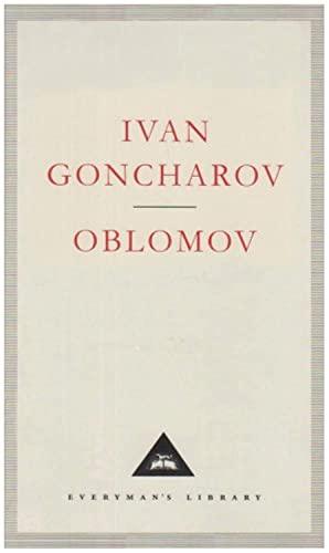 9781857151244: Oblomov