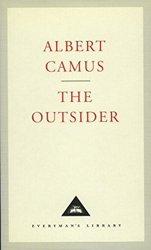 9781857151398: The Outsider