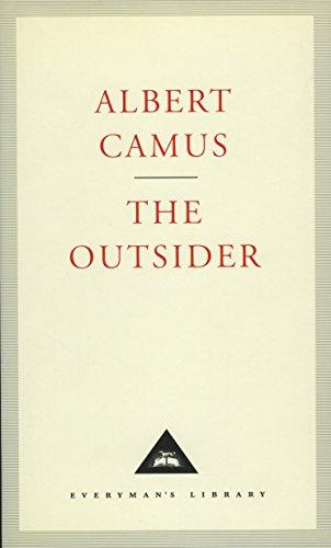 9781857151398: Outsider (Everyman's Library Classics)