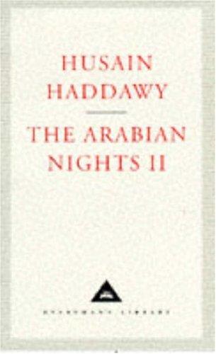 9781857151428: The Arabian Nights II (Everyman's Library Classics) (Vol 2)