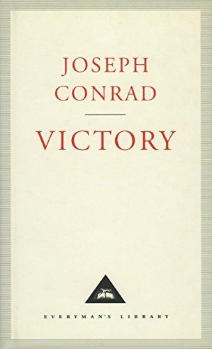 9781857151442: Victory (Everyman's Library Classics)