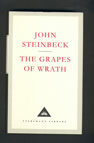 9781857151541: The Grapes Of Wrath (Everyman's Library Classics)