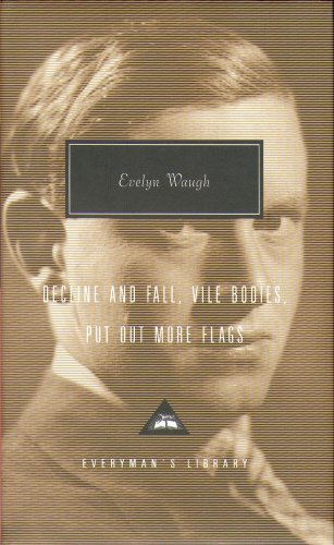 9781857151565: Decline And Fall (Everyman's Library classics)