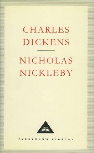 9781857151596: Nicholas Nickleby (Everyman's Library Classics)