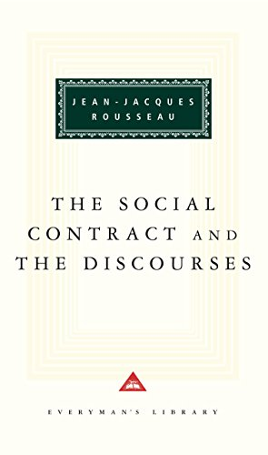 The Social Contract: Rousseau, Jean-Jacques