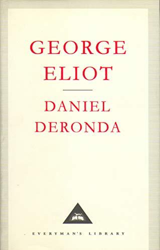 9781857151633: Daniel Deronda (Everyman's Library Classics)