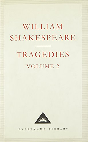 9781857151640: Tragedies Volume 2 (Everyman's Library Classics) (v. 2)