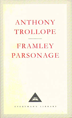 9781857151718: Framley Parsonage