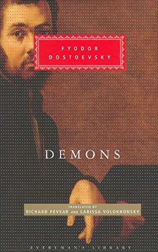 9781857151824: Demons (Everyman's Library Classics)