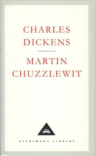 9781857152005: Martin Chuzzlewit (Everyman's Library Classics)