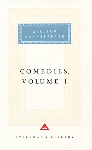 9781857152050: The Comedies: v. 1 (Everyman Signet Shakespeare)