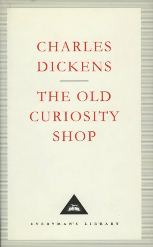 9781857152098: The Old Curiosity Shop (Everyman's Library Classics)