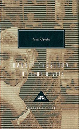 "9781857152142: Rabbit Angstrom A Tetralogy: (Rabbit Run,Rabbit Redux,Rabbit is Rich and Rabbit at Rest): A Tetralogy - ""Rabbit, Run"", ""Rabbit Redux"", ""Rabbit Is Rich"", ""Rabbit at Rest"" (Everyman's Library Classics)"