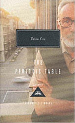 9781857152180: The Periodic Table (Everyman's Library Classics S.)