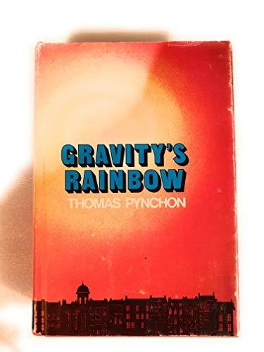 9781857152210: Gravity's Rainbow (Everyman's Library classics)