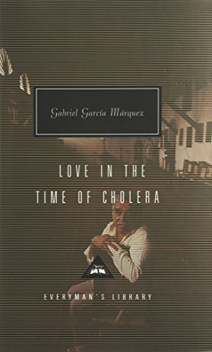 9781857152357: Love In The Time Of Cholera (Everyman's Library classics)