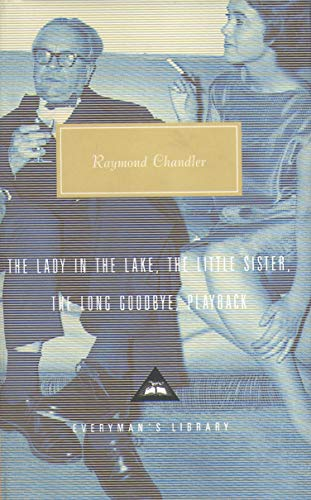 9781857152562: The Lady in the Lake, The Little Sister, The Long Goodbye, Playback: Volume 2 (Everyman's Library Classics)