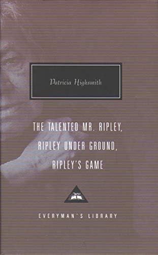 The Ripley Omnibus: The Talented Mr. Ripley,: Highsmith, Patricia