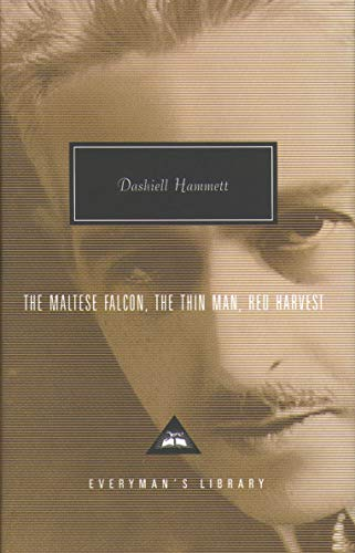 9781857152630: The Maltese Falcon, The Thin Man, Red Harvest (Everyman's Library Classics)
