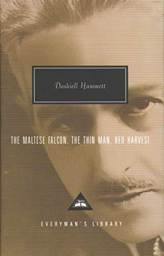 9781857152630: The Maltese Falcon / The Thin Man / Red Harvest (Everyman's Library Classics)