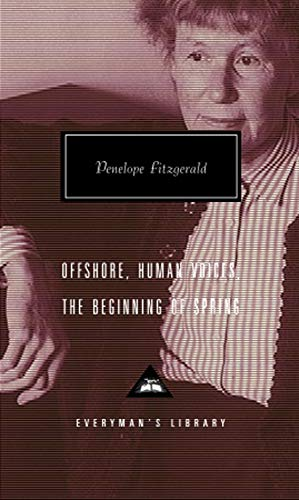 9781857152692: Offshore; Human Voices; Beginning of Spring [Everyman's Library]