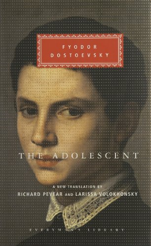 The Adolescent (Everyman's Library (Cloth)): Fyodor Dostoevsky