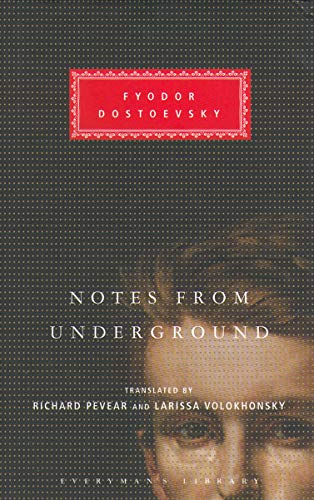 9781857152715: Notes from Underground (Everyman's Library, 271)