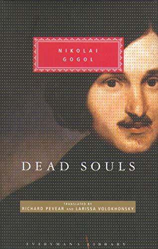 9781857152807: Dead Souls (Everyman's Library Classics)