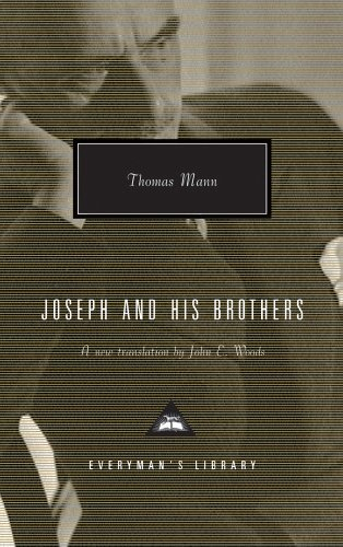 9781857152876: Joseph And His Brothers (Everyman's Library Contemporary Classics)